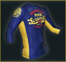 """Bushido Athletics"" Rashguard"